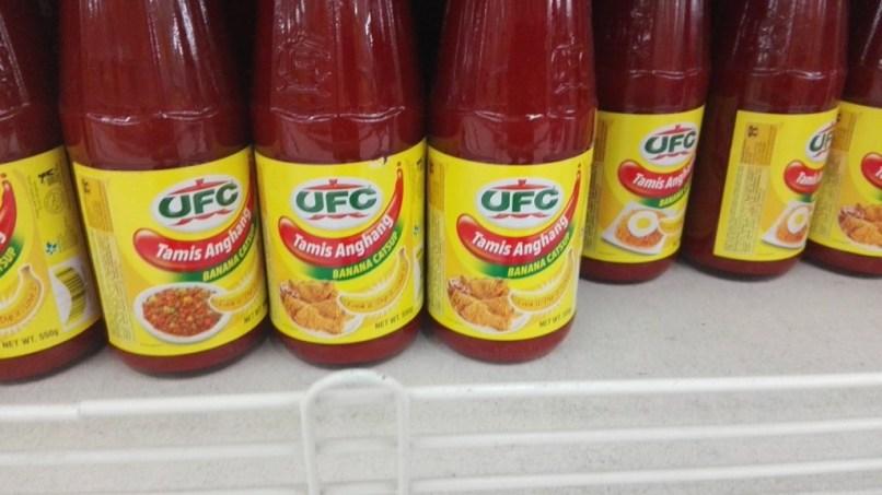 Banana Ketchup Philippine Condiment