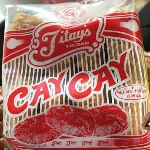 Caycay of Titay's Liloan