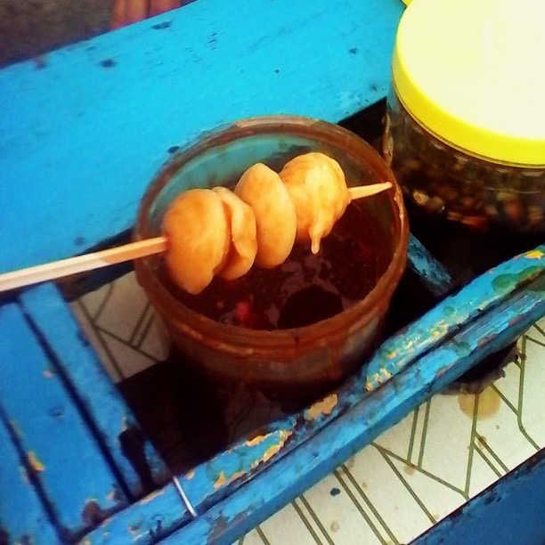 Fishball: Popular Filipino Street Food