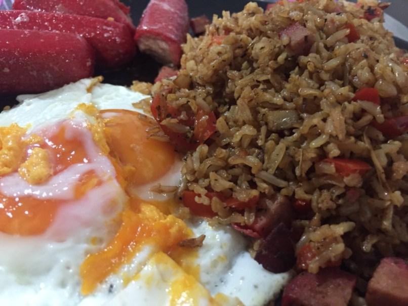 Hotsilog: Filipino Combo Meal