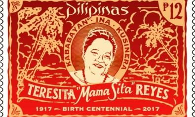 Philippine stamp: Mama Sita