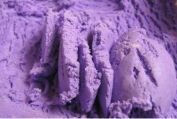 Purple Ice Cream