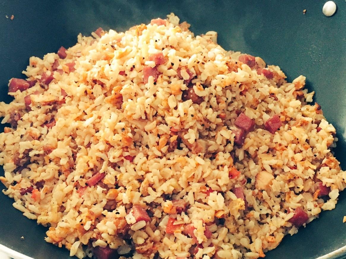 Chorizo & Fried Rice