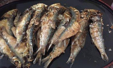 Tuyo: Filipino Dried Fish