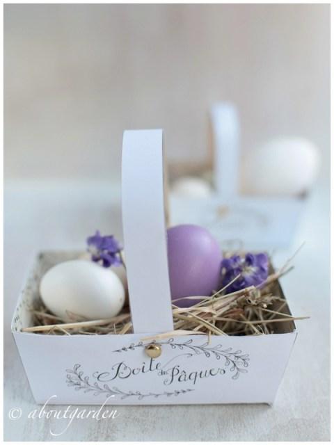 Boîte de Pâques