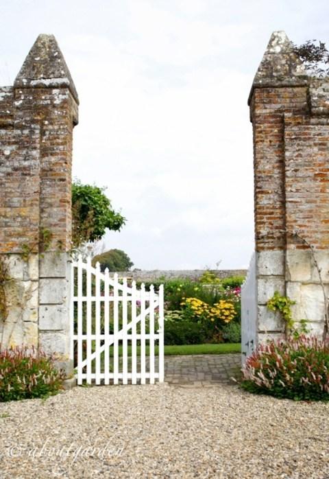 ingresso orto-giardino