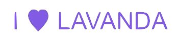 I love lavanda