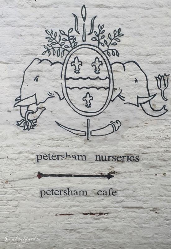 Petersham nurseries ingresso