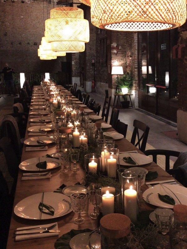 tavola wild dinner