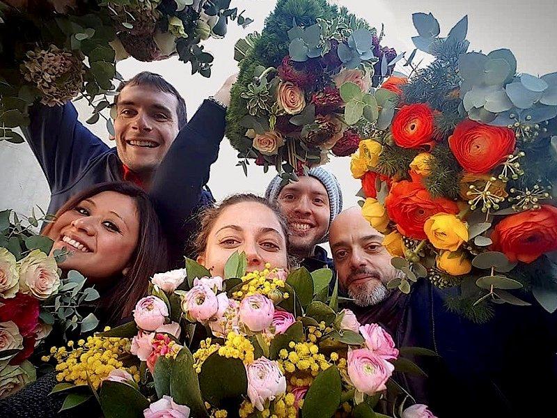 fioristi Festival di Sanremo 2019