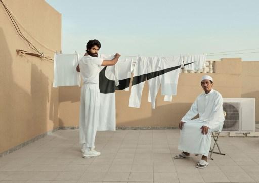 Dónde transatlántico Que pasa  Lebanese Artist Ali Cha'aban on Working with Nike, Arab Art, and Pop Culture