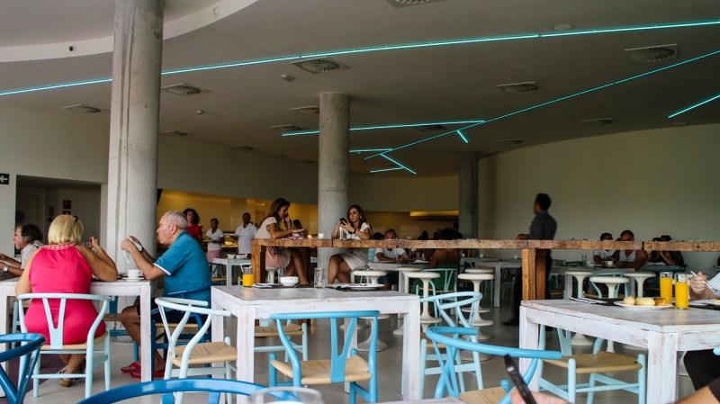 THB Reserva del Higueron  Speisesaal