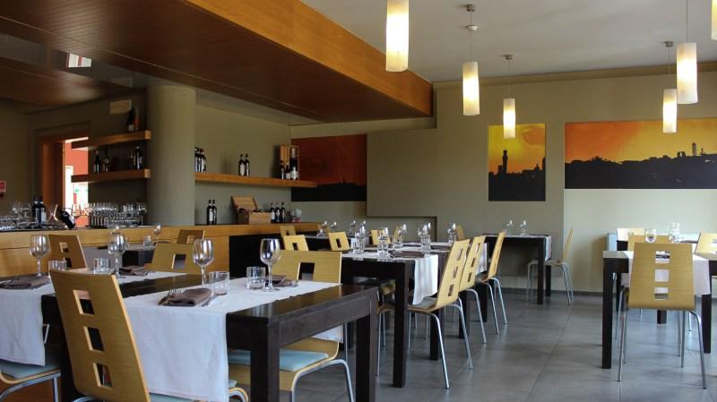 Restaurant Montaperti Hotel Siena
