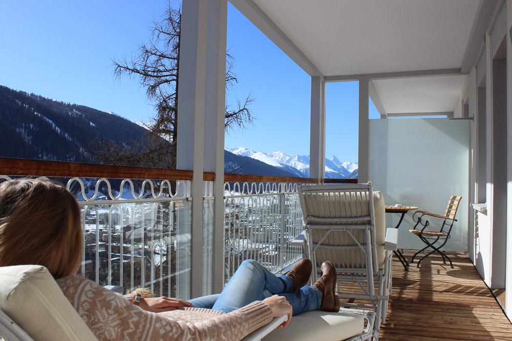 Luxus und Entspannung pur am Zauberberg: Das Waldhotel Davos ...