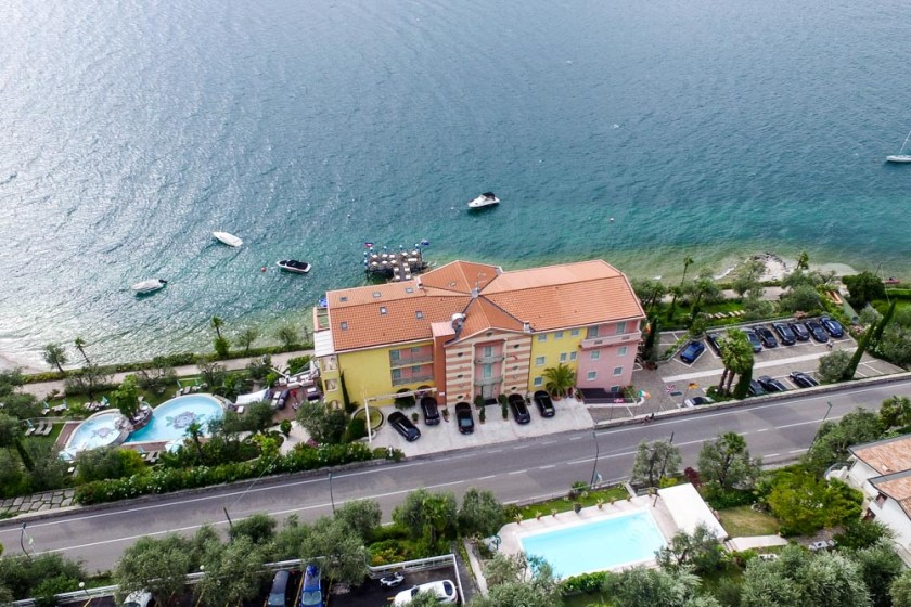 Belfiore Park Hotel: Traumhaftes Ambiente in top Lage direkt am Gardasee