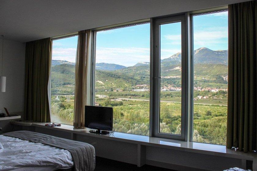 Top Empfehlung in Richtung Süden: Hotel Mercure Nerocubo Rovereto