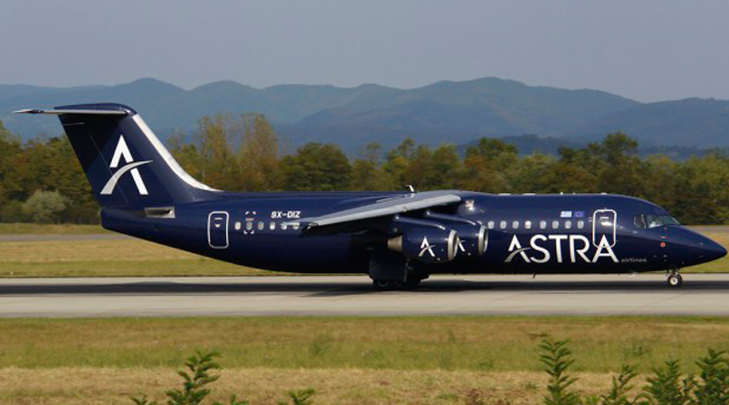 Astra Airlines