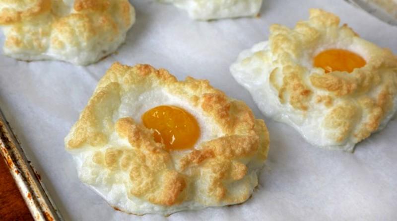 Φτιάξτε «σύννεφα» αυγών – Τα πιο εντυπωσιακά αυγά που έχετε κάνει ποτέ