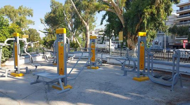 Πώς θα σας φαινόταν ένα υπαίθριο γυμναστήριο στην Καστοριά;