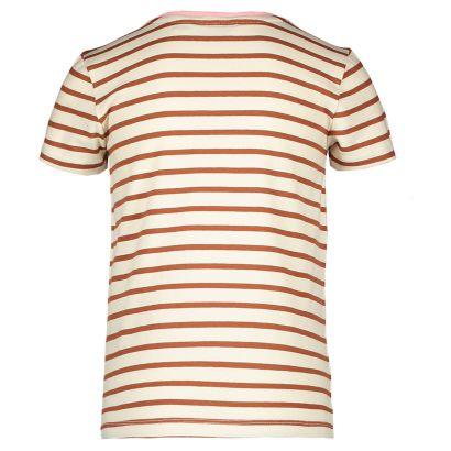Moodstreet t-shirt toffee