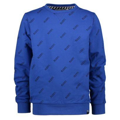 Moodstreet sweater sporty blue