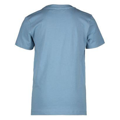 Moodstreet t-shirt misty blue