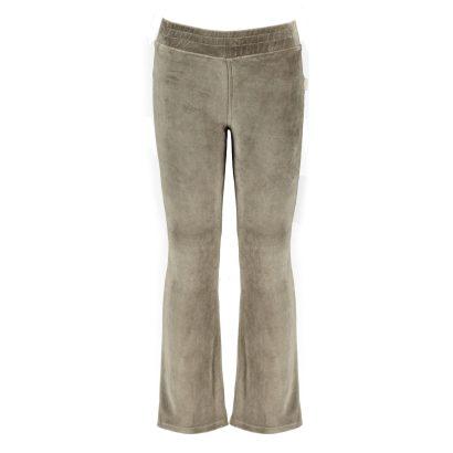 Moodstreet Flared Pants Velours