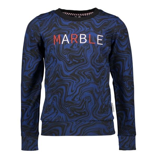B.Nosy Marble Sweater