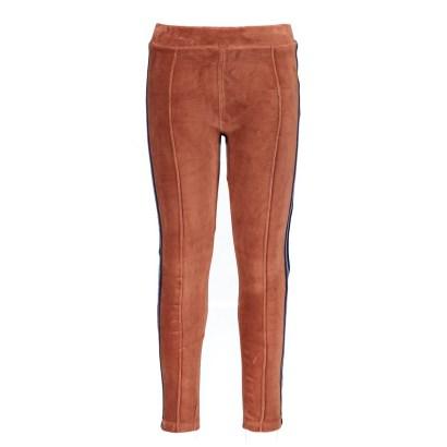 B.Nosy Velvet Pants