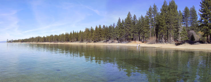 Zephyr Cove Lake Tahoe Beaches