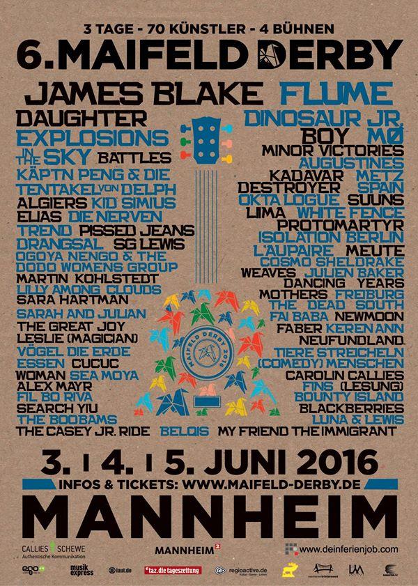 Maifeld Derby 2016_Poster