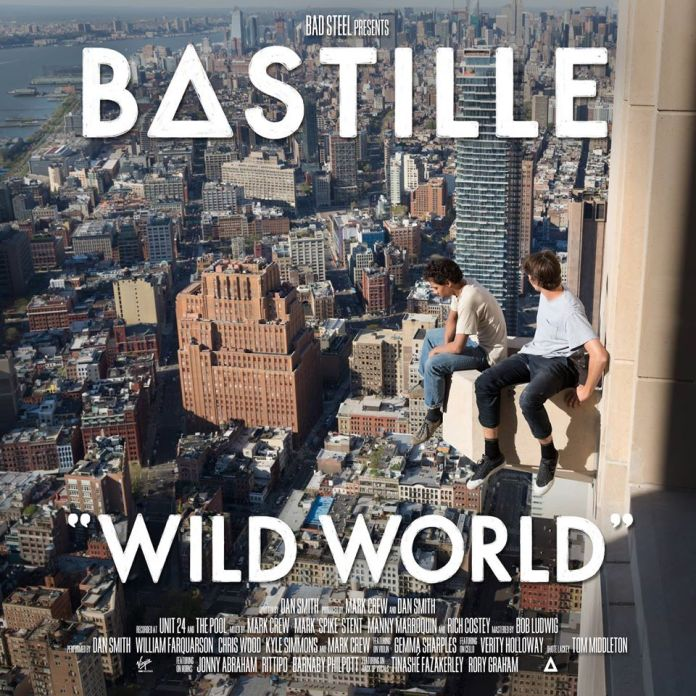 Bastille Wild World Cover