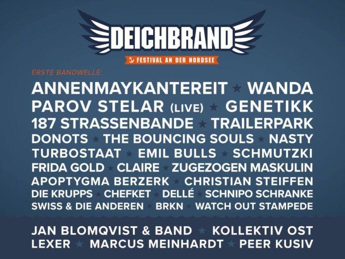 Deichbrand Festival 2017