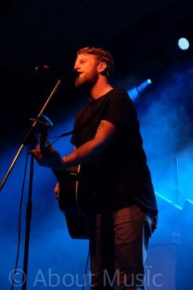 Tim Vantol @ LKA Stuttgart 18-11-2016 © About Musïc | Jasmin Zekl