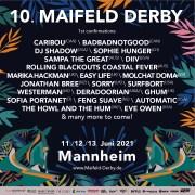 Erste Bestätigungen für das Maifeld Derby 2021