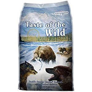 Taste of the Wild Canine Formula
