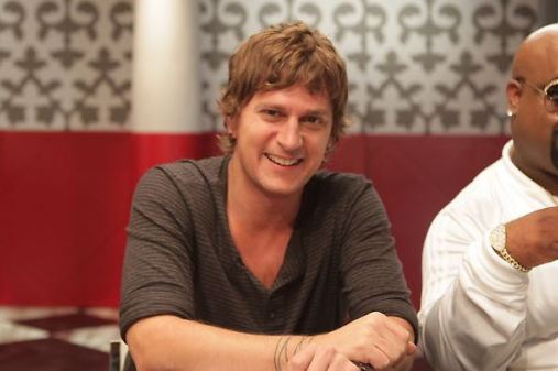 Rob Thomas The Voice Battles Backstage