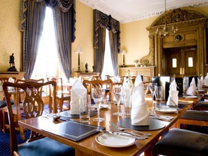 The Royal Scots Club Dining and conference facilities Edinburgh