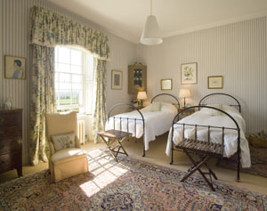 Chipperkyle bed and breakfast accommodation Castle Douglas