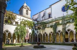 Cloister of San Francesco - Sorrento