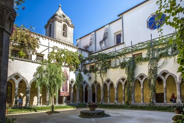 Cloister of San Francesco - Sorrento