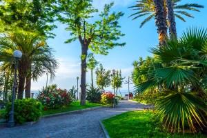 Villa Comunale - About Sorrento