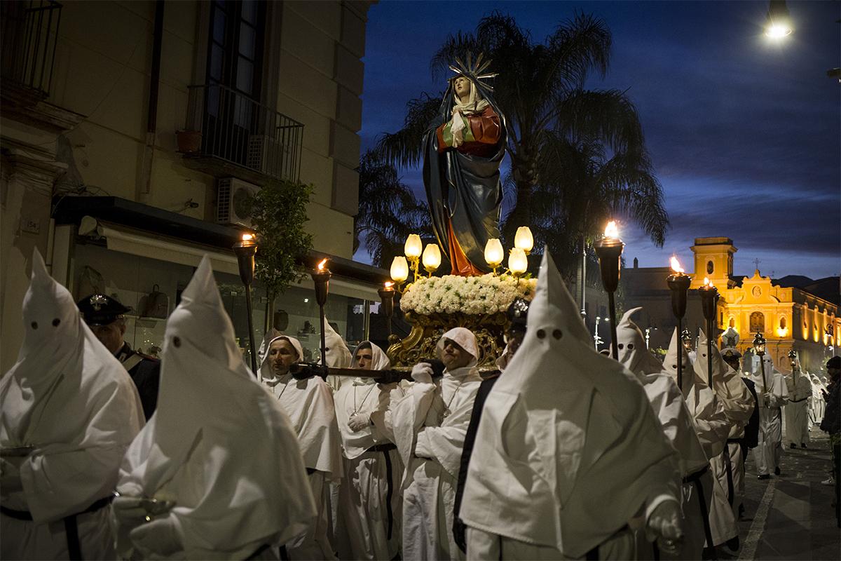 Processione a Sorrento