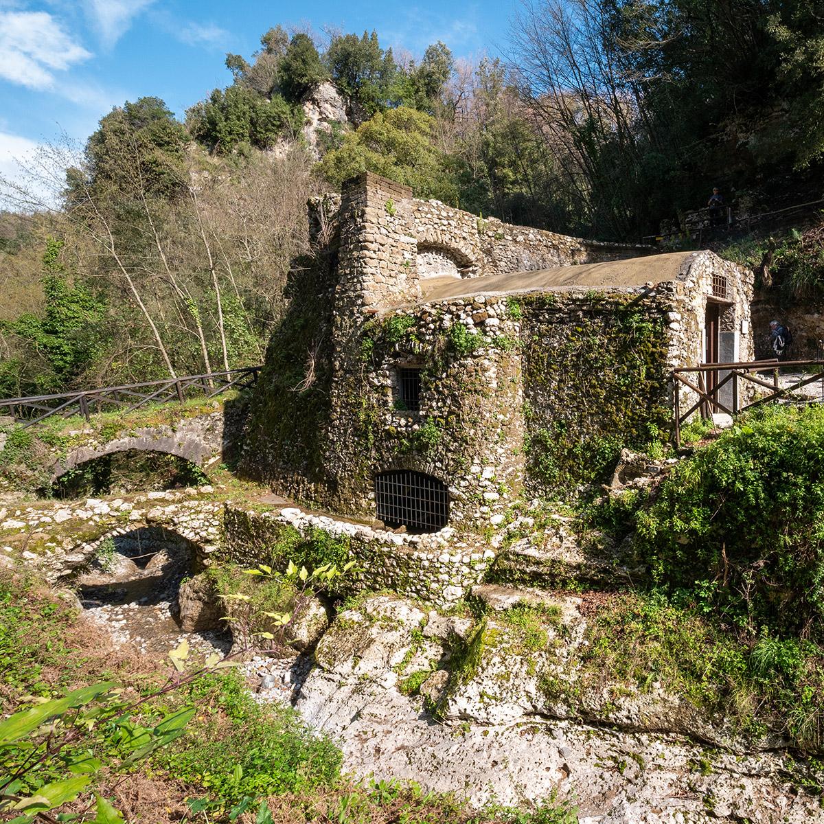 Percorso Valle dei Mulini - Gragnano - About Sorrento