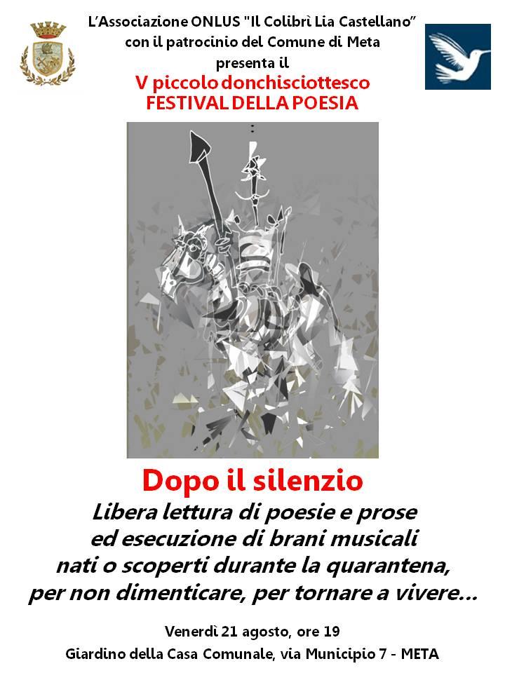 Festival della Poesia V piccolo donchisciottesco