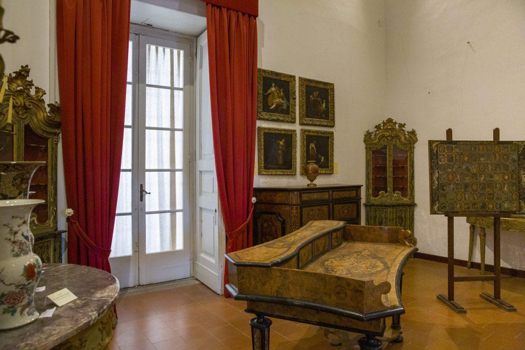 Museo Correale - sala Gioco del Biribisso