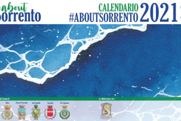 calendario About Sorrento 2021