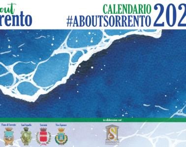 calendario About Sorrento 2021