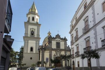 Chiesa di San Ciro e San Giovanni - Vico Equense About Sorrento