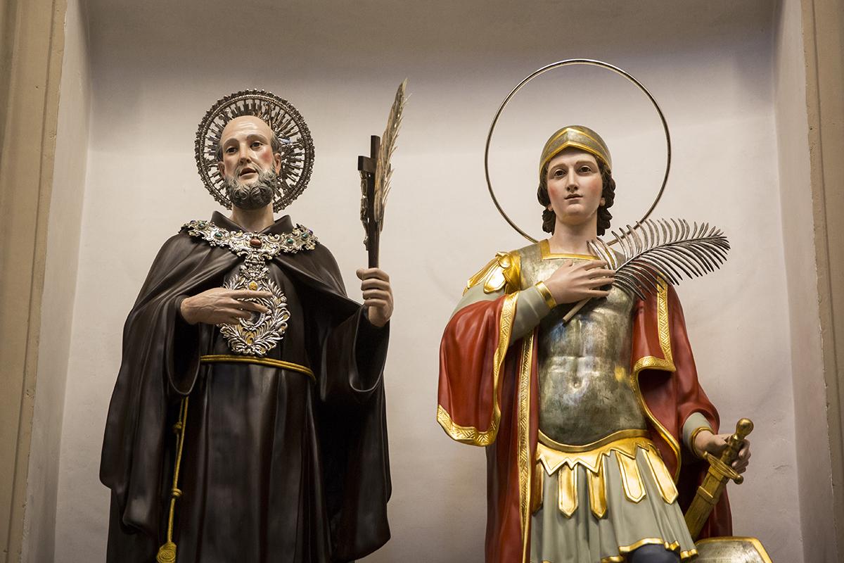 i Santi Ciro e Giovanni - Vico Equense About Sorrento